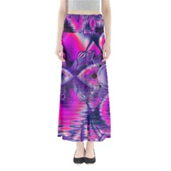 Rose Crystal Palace, Abstract Love Dream  Maxi Skirts by DianeClancy
