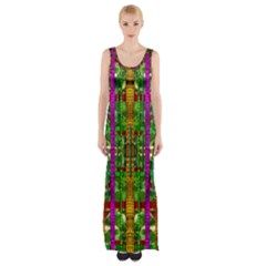 A Gift Given By Love Maxi Thigh Split Dress by pepitasart