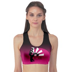Zouk   Forget The Time Sports Bra by LetsDanceHaveFun