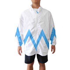 Alan Walker  Logo Wind Breaker (kids) by bhazkaragriz