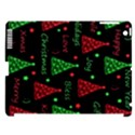 New Year pattern - red and green Apple iPad 3/4 Hardshell Case (Compatible with Smart Cover) View1