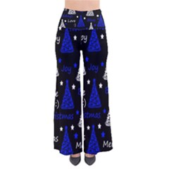 New Year Pattern   Blue Pants by Valentinaart