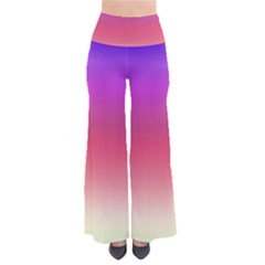 Blue Pink Purple Red Pants by AnjaniArt