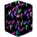 Purple lizards pattern iPad Air 2 Flip View3