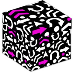 Right Direction   Magenta Storage Stool 12