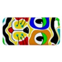 Colorful cat iPhone 5S/ SE Premium Hardshell Case View1