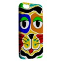 Colorful cat iPhone 5S/ SE Premium Hardshell Case View2