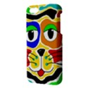 Colorful cat iPhone 5S/ SE Premium Hardshell Case View3