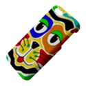 Colorful cat iPhone 5S/ SE Premium Hardshell Case View4