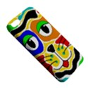 Colorful cat iPhone 5S/ SE Premium Hardshell Case View5