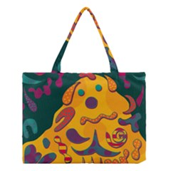 Candy Man 2 Medium Tote Bag by Valentinaart