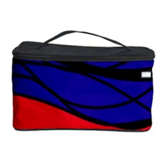Cool Obsession  Cosmetic Storage Case by Valentinaart