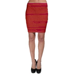 Writing Grace Bodycon Skirt by MRTACPANS