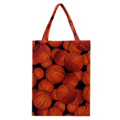 Basketball Sport Ball Champion All Star Classic Tote Bag