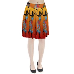 Dancing Pleated Skirt