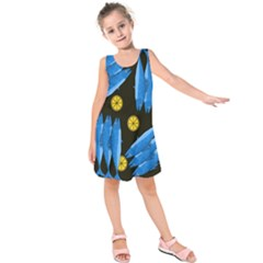 Mackerel Meal Kids  Sleeveless Dress