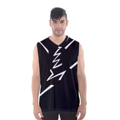 Great Gig Dance Men s Basketball Tank Top