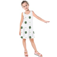 Green Leaf Kids  Sleeveless Dress