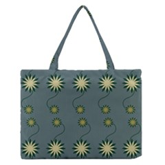 Repeat Medium Zipper Tote Bag by AnjaniArt