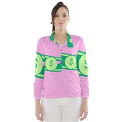 Money Wind Breaker (women)