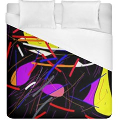 Revolution Duvet Cover (king Size) by Valentinaart