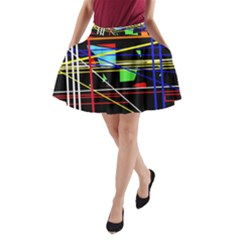 No Limit A Line Pocket Skirt by Valentinaart