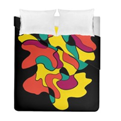 Colorful Spot Duvet Cover Double Side (full/ Double Size)
