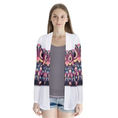 Owl Colorful Cardigans