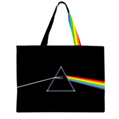 Pink Floyd  Zipper Large Tote Bag by Brittlevirginclothing