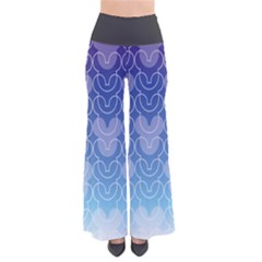 Blue Mickey Women s Chic Palazzo Pants  by reddyedesign