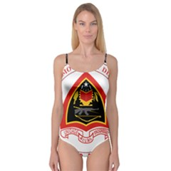 Coat Of Arms Of East Timor Camisole Leotard