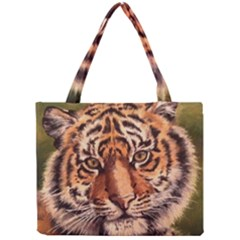 Tiger Cub Mini Tote Bag