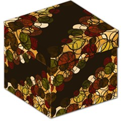 Autumn Bubbles Storage Stool 12   by Valentinaart