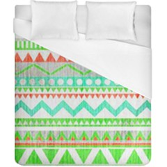 Cute Bohemian  Duvet Cover (california King Size) by Brittlevirginclothing