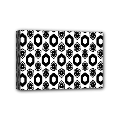 Background Pattern Mini Canvas 6  X 4