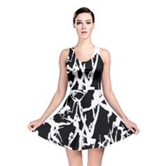 Dancing Yoga Reversible Skater Dress