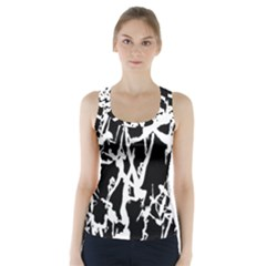 Dancing Yoga Racer Back Sports Top