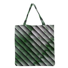 Green Bamboo Grocery Tote Bag