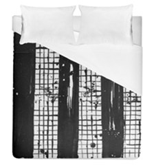 Whitney Museum Of American Art Duvet Cover (queen Size) by Amaryn4rt