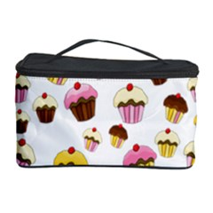 Eat Me Cosmetic Storage Case by Valentinaart