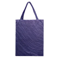 Textura Stone Classic Tote Bag by AnjaniArt