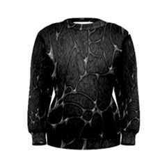 Texture Network Women s Sweatshirt by AnjaniArt