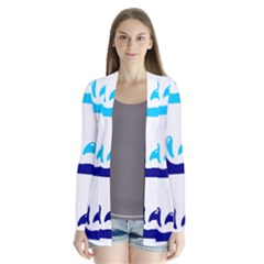 Water Cardigans