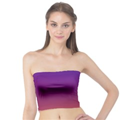 Purple Orange Blue Tube Top