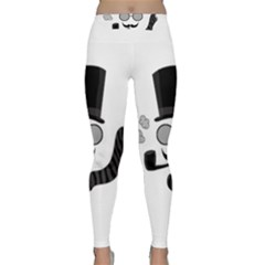 Invisible Man Classic Yoga Leggings