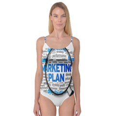 Article Market Plan Camisole Leotard