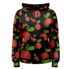 Peaches Women s Pullover Hoodie