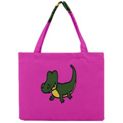 Crocodile Mini Tote Bag