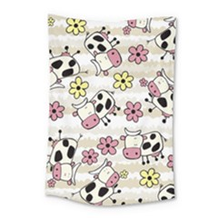 Cow Animals Small Tapestry