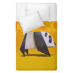 Cute Panda Duvet Cover Double Side (single Size)